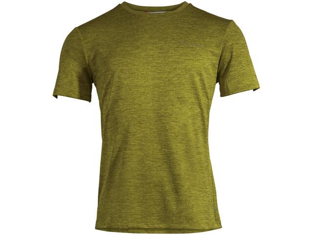 VAUDE Essential Camiseta Hombre, wild lime